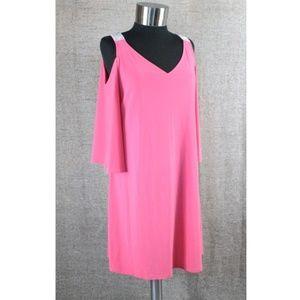 NEW! MSK COLD SHOULDER DRESS!